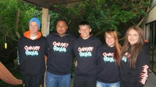 The Angus Warriors